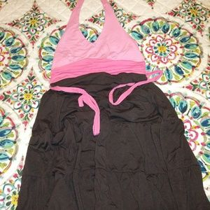 Limited Too! Halter Top Dress Sz XL